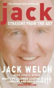Straight From The Gut-jack Welch | Books & Games for sale in Nairobi, Nairobi Central