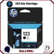 HP 123 Black Original Ink Cartridge | Computer Accessories  for sale in Nairobi, Nairobi Central