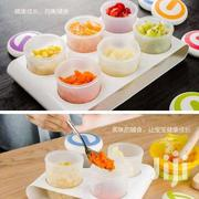 Baby 4pc Food Containers | Toys for sale in Kajiado, Ongata Rongai