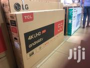 TCL 55 Inch 4K Uhd Android | TV & DVD Equipment for sale in Nairobi, Nairobi Central