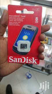 8gb Memory Card   Accessories for Mobile Phones & Tablets for sale in Nakuru, London