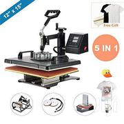 "16x20"" Heat Press Sublimation Transfer Machine T-shirt Printing"" 