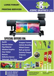 Banners Printing, Mugs And Graphic Design | Printing Services for sale in Nairobi, Nairobi Central