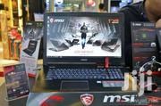Multipurpose Quality MSI GS63VR Apache Pro Core I7 | Laptops & Computers for sale in Nairobi, Nairobi Central