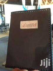 Handmade Leather Conference Folders | Arts & Crafts for sale in Kajiado, Ongata Rongai