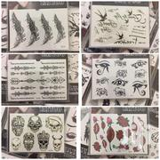 Body Tattoos 5 Sheets At 350 | Watches for sale in Mombasa, Mji Wa Kale/Makadara