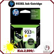 HP 933XL High Yield Yellow Original Ink Cartridge   Computer Accessories  for sale in Nairobi, Nairobi Central