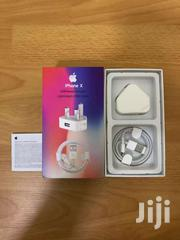 Original Apple iPhone X Adapter Charger + Cable | Accessories for Mobile Phones & Tablets for sale in Homa Bay, Mfangano Island