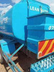 Clean Water Tanker/Bowser | Cleaning Services for sale in Nairobi, Kahawa West