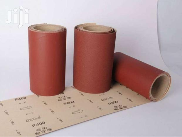 30cm Wide Sanding Machine Sand Papers