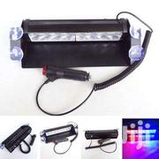 Emergency 8 LED Car Strobe Flash Light Dashboard | Vehicle Parts & Accessories for sale in Nairobi, Kilimani