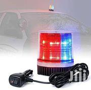 Red/Blue 6W LED Magnetic Mount Strobe: For BMW/Toyota/Mercedes/Subaru | Vehicle Parts & Accessories for sale in Nairobi, Nairobi Central