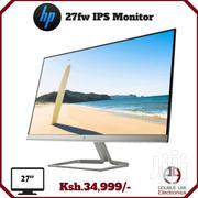 HP 27fw 27″ Inch IPS Display   TV & DVD Equipment for sale in Nairobi, Nairobi Central