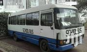 Toyota Coaster School Bus 1991 White Colour KAK Diesel Engine Manual T | Buses for sale in Nairobi, Nairobi South