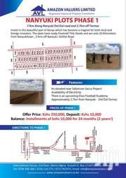 Invest In Nanyuki 1/8 Plots While Stock Last | Land & Plots For Sale for sale in Nairobi, Nairobi Central