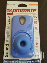 Promate Sound Amplifier Case- Samsng Galaxy S4 | Accessories for Mobile Phones & Tablets for sale in Nairobi, Karen