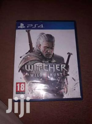 The Witcher 3 For Sony Ps4