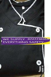 Black Chef Jackets With White Piping | Clothing for sale in Nairobi, Nairobi Central