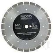 14 Spartan Diamond Blades Ideal For Cutting Concrete/Stone/As Phat/Gra | Manufacturing Materials & Tools for sale in Nairobi, Nairobi South