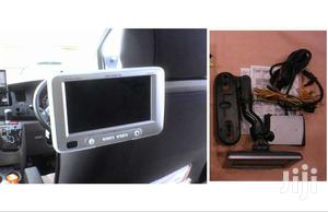 Pioneer Hook-up Screen With Brackets: For Toyota/Subaru/Nissan/Mazda