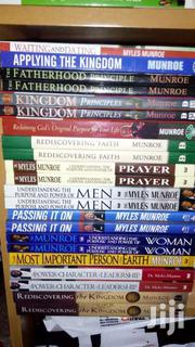 Best Selling Books By Myles Munroe. | Books & Games for sale in Nairobi, Nairobi Central