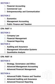 CPA CIFA ATD Study Notes | Books & Games for sale in Nairobi, Embakasi
