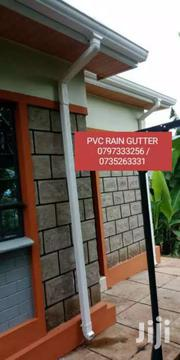 BOXED PROFILE GUTTERS INSTALED | Building Materials for sale in Nairobi, Imara Daima