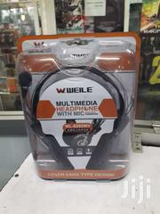 Headphone With Mic With Dynamic Sound 500 | Accessories for Mobile Phones & Tablets for sale in Nairobi, Nairobi Central