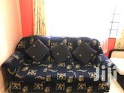 Navy Blue 7 Seater Couch/Sofa Set With A Pouffe | Furniture for sale in Nairobi, Nairobi South