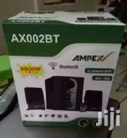 Ampex Bluetooth AX002BT 2.1 Channel Subwoofer 8800W - Black | Audio & Music Equipment for sale in Nyeri, Karima