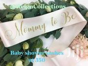 Baby Shower Mom To Be Sash | Toys for sale in Nairobi, Kasarani