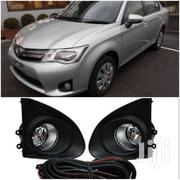 Clear Car Fog Lamp Set: For Toyota Axio (New Shape) | Vehicle Parts & Accessories for sale in Nairobi, Nairobi Central