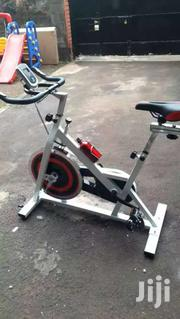Stationary Cardio Gym Indoor Cycle Spin Bike | Sports Equipment for sale in Nairobi, Kilimani