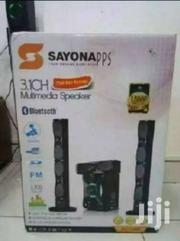 Sayona Subwoofer 3.1 CHANNEL Speaker Tallboy Speakers | Audio & Music Equipment for sale in Nairobi, Nairobi Central