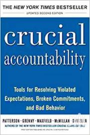 Crucial Accountability - Patterson | Books & Games for sale in Nairobi, Nairobi Central