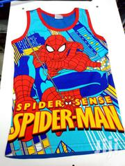 Cartoon Vest T-shirts For Kids Available. | Clothing for sale in Nairobi, Nairobi Central