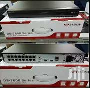 Hikvision 16 Ports Full POE NVR Machine | Photo & Video Cameras for sale in Nairobi, Nairobi Central