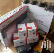 FOUR HIKVISION 1080P 2MP COMPLETE CCTV CAMERAS SYSTEM PACKAGE | Cameras, Video Cameras & Accessories for sale in Nairobi, Nairobi Central
