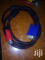 Hdmi To Vga  Cable | Computer Accessories  for sale in Nairobi, Nairobi Central