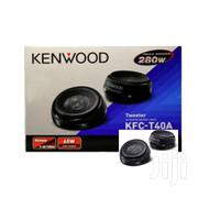KENWOOD KFC-T40A 40MM 65W MAX TWEETERS DOME SURFACE MOUNT CAR AUDIO | Vehicle Parts & Accessories for sale in Nairobi, Nairobi Central