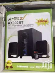 Ampex AX002BT Bluetooth Multimedia Subwoofer System | Audio & Music Equipment for sale in Nairobi, Nairobi Central