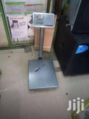 100KG ELECTRONIC PRICE PLATFORM SCALE WITH WARRANTY OF ONE YEAR | Home Appliances for sale in Nairobi, Nairobi Central