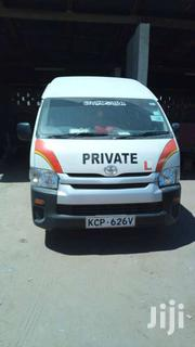 Hiace Toyota Kenya, Long Chassis, With Seats.Used Privately | Cars for sale in Kilifi, Malindi Town
