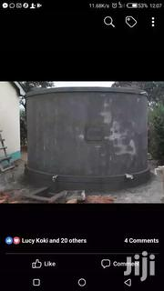Water Tanks - Permanent, Strong, And Durable | Other Services for sale in Kitui, Mbitini
