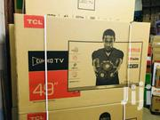 49 Inches Tcl Smart Curved Tv   TV & DVD Equipment for sale in Homa Bay, Mfangano Island