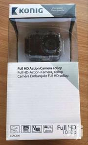 EX-UK Konig Full HD 1080P Wifi Action Camera Grovers | Cameras, Video Cameras & Accessories for sale in Nairobi, Parklands/Highridge