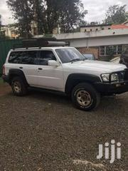 Nissan Patrol 2005 White | Cars for sale in Nairobi, Mugumo-Ini (Langata)