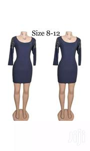 Blue Bodycon Dress | Clothing for sale in Nairobi, Kahawa West