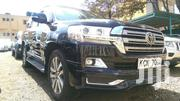 New Toyota Land Cruiser 2016 Black | Cars for sale in Nairobi, Kilimani