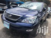 BLUE 2012 TOYOTA  HARRIER   Vehicle Parts & Accessories for sale in Nairobi, Makina